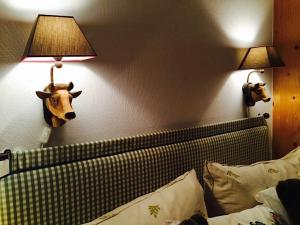 Chalet Drusa, Apartmány  Klosters Serneus - big - 2