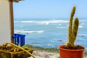 Punta Cherrepe, Отели  Caleta Chérrepe - big - 5