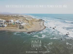 Punta Cherrepe, Отели  Caleta Chérrepe - big - 7