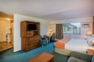 Howard Johnson Hotel - Victoria, Отели  Виктория - big - 45