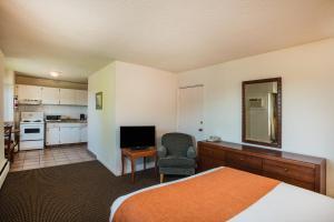 Howard Johnson Hotel - Victoria, Отели  Виктория - big - 38