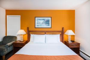 Howard Johnson Hotel - Victoria, Отели  Виктория - big - 30