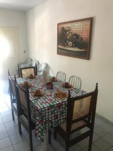 Casa confortável a 50 m do mar em Barra Grande, Дома для отпуска  Maragogi - big - 12