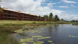 Apartamento Praia do Saco, Ferienwohnungen  Estância - big - 18