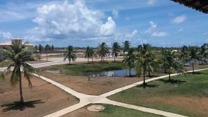 Apartamento Praia do Saco, Ferienwohnungen  Estância - big - 13