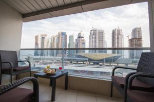 Deluxe Marina Balcony Apartment - Marina Diamond 5 - Dubai