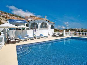 Villa Dalias 55, Dovolenkové domy  Cumbre del Sol - big - 1