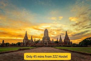 ZZZ Hostel, Хостелы  Бангкок - big - 56
