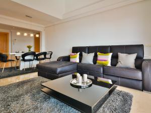 Apartment Ed. Corona, Appartamenti  Marbella - big - 37