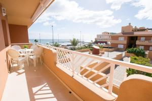 Amazing Duplex with Ocean views & Rooftop, Appartamenti  Puertito de Güímar - big - 18