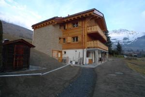 Gai Luron 2ème, Appartamenti  Verbier - big - 12