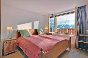 Gai Luron 2ème, Appartamenti  Verbier - big - 5
