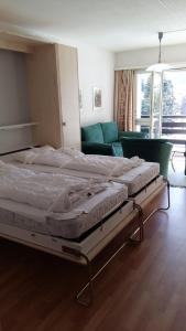 Golf park Residence, Appartamenti  Davos - big - 12