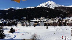 Golf park Residence, Appartamenti  Davos - big - 10