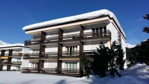 Golf park Residence, Ferienwohnungen  Davos - big - 4