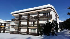 Golf park Residence, Appartamenti  Davos - big - 4