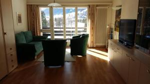 Golf park Residence, Ferienwohnungen  Davos - big - 14