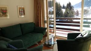 Golf park Residence, Appartamenti  Davos - big - 11