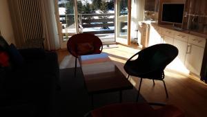 Golf park Residence, Ferienwohnungen  Davos - big - 9