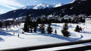 Golf park Residence, Ferienwohnungen  Davos - big - 1