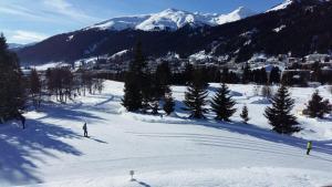 Golf park Residence, Appartamenti  Davos - big - 18