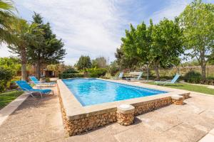 Son Fullos, Holiday homes  Santa Margalida - big - 49