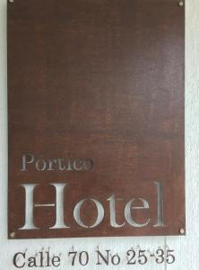 Hoteles Portico Galeria & Cava, Hotels  Manizales - big - 44