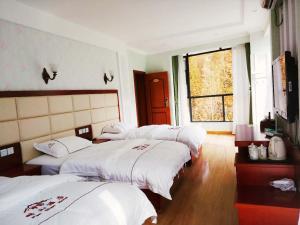 Pan Shan Hotel, Szállodák  Csengtu - big - 5