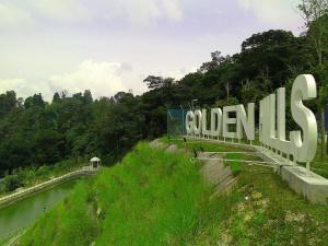 Golden Hill Apt at Night Market, Apartmány  Tanah Rata - big - 6