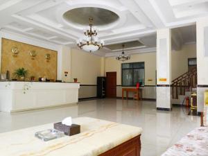 Pan Shan Hotel, Отели  Чэнду - big - 25