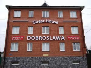 (Dobroslawa Apart Hotel)