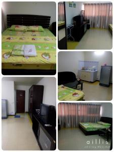 Condo Mueng Thong By Nuanlaong, Apartments  Ban Bang Phang - big - 6