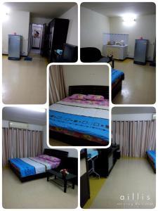 Condo Mueng Thong By Nuanlaong, Apartments  Ban Bang Phang - big - 8
