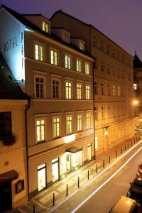 Hotel Páv, Hotel  Praga - big - 24