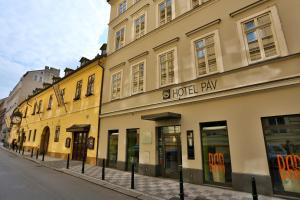 Hotel Páv, Hotel  Praga - big - 27