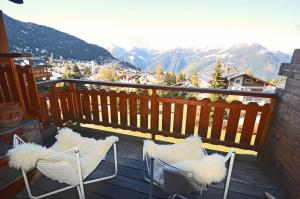 Aventura 216, Apartments  Verbier - big - 1