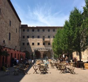 Casine 26, Apartmanok  Firenze - big - 11