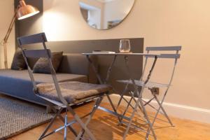 1 Bedroom Flat in Edinburgh's New Town Sleeps 2, Apartmanok  Edinburgh - big - 4