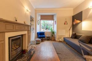 1 Bedroom Flat in Edinburgh's New Town Sleeps 2, Apartmanok  Edinburgh - big - 2