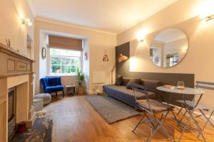 1 Bedroom Flat in Edinburgh's New Town Sleeps 2, Apartmanok  Edinburgh - big - 1