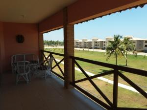 Apartamento Praia do Saco, Ferienwohnungen  Estância - big - 10