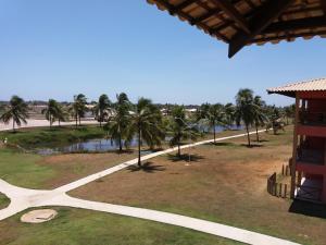 Apartamento Praia do Saco, Ferienwohnungen  Estância - big - 8