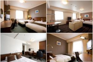 Alpico Plaza Hotel, Отели  Мацумото - big - 7