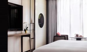 Shanghai Joya Hotel Xujiahui, Hotely  Šanghaj - big - 16