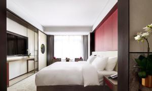 Shanghai Joya Hotel Xujiahui, Hotely  Šanghaj - big - 2