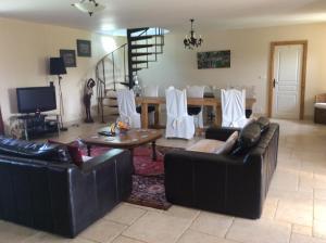 La Poire Grange, Отели типа «постель и завтрак»  Вильдье-ле-Поель - big - 21
