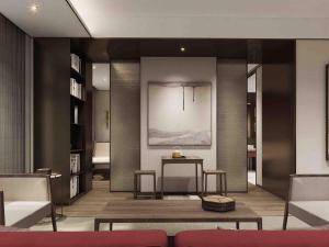 Shanghai Joya Hotel Xujiahui, Отели  Шанхай - big - 3