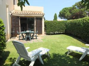 Apartment Les Catalanes du Golf.18, Apartmanok  Saint-Cyprien - big - 24