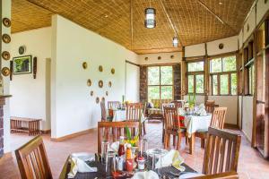 Ichumbi Gorilla Lodge, Chaty v prírode  Kisoro - big - 44