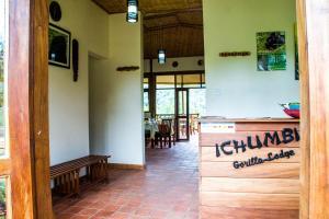 Ichumbi Gorilla Lodge, Chaty v prírode  Kisoro - big - 22
